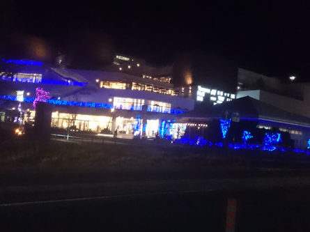 『Terrace Mall 湘南』イルミネーション