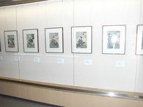 浮世絵「江戸の暦」展