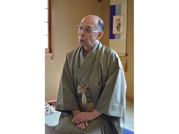 日本舞踊・演劇・オペラと活躍の三代宗家の立花寶山さん