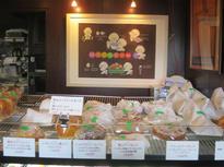 マカロンが有名なお菓子屋さんは、パンも美味しい