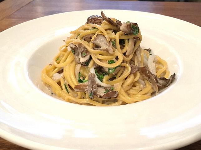 島根食材をつかったイタリアン。お総菜屋さんもやってます。