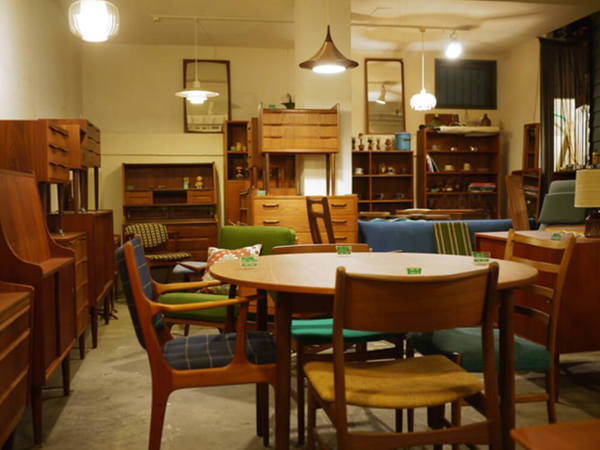 北欧の中古家具を探すならここ!の画像