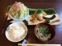 本格的な和食を楽しめます。