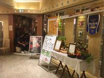 野菜中心のランチバフェ