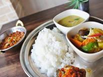 体に優しいネパール創作料理