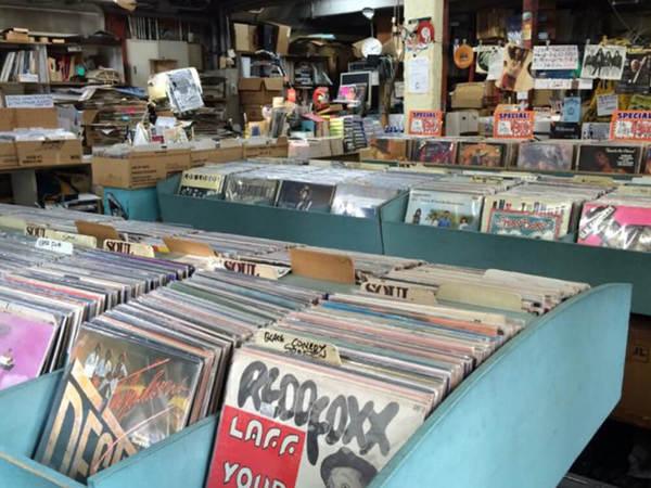 レコードの世界を探検の画像