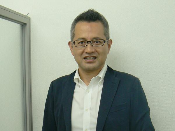 自治会長等精力的に地域活動を行う税理士一戸雅行さん