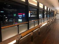 新宿高層ビルがキレイに見える展望フロア