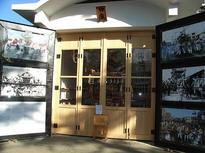 松原神社の「神輿」公開中