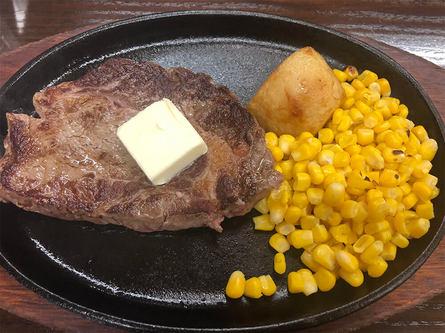 ステーキは素敵
