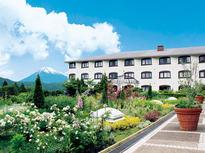 ホテルの部屋から、露天風呂から、富士山の絶景!