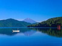 春の芦ノ湖に釣りシーズン到来!