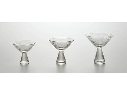 近代ガラスデザインの先駆者 淡島雅吉