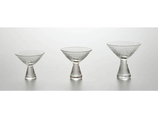 近代ガラスデザインの先駆者 淡島雅吉の画像