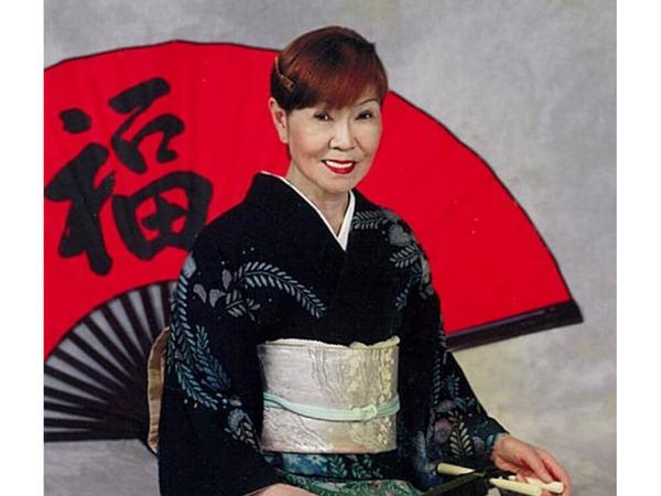 和楽器を世界に広めたいと願う保坂優子さんの画像