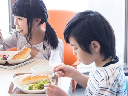 好き嫌いを克服しよう!学校給食の工夫と食育講座