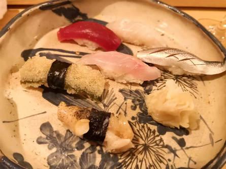 カジュアルな雰囲気でお手頃にお寿司が楽しめる良店