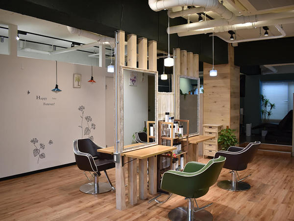 町田私の好きなお店大賞受賞の実力派美容室の画像