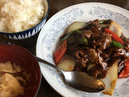ハズレなしの中華料理