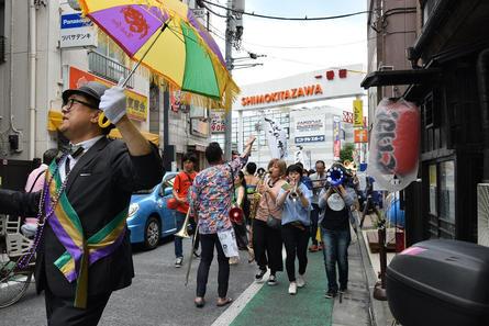 下北沢を熱くする夏の音楽イベント