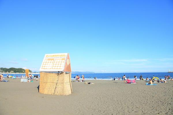 江ノ島の海、7月1日からオープン!の画像