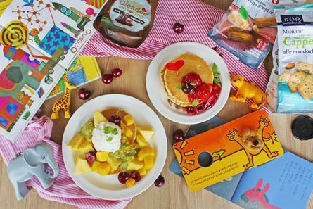 子供料理教室!パンケーキづくりを英語で学ぼう