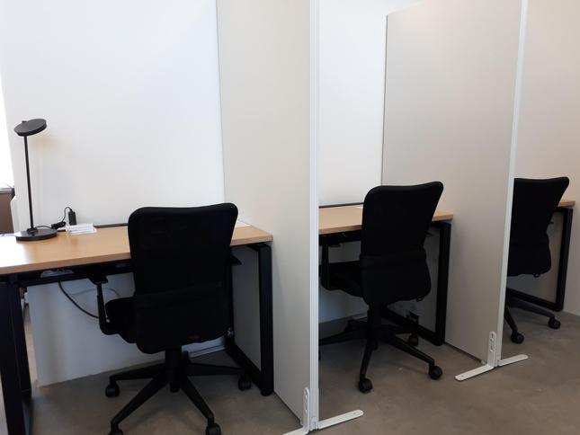 仕事に勉強に集中できる空間、