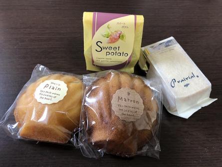 「プレリアル成城」の焼き菓子で癒やしのひと時を