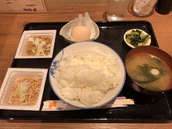 納豆好きにはたまらない「納豆食べ放題定食」を発見!