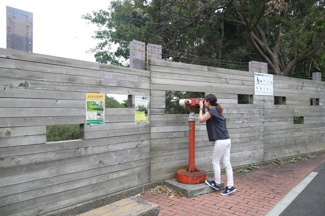 住宅街の中の公園。だけど、誰も中には入れない!?