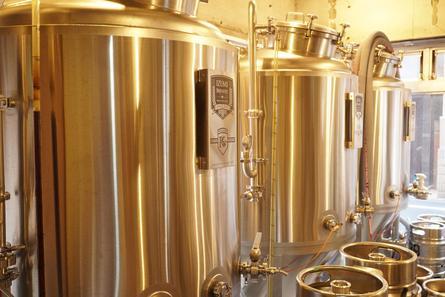 ポートランドで修行した醸造家が立ち上げたブルワリー