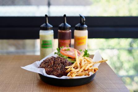 下北沢発!超肉感ハンバーガーで発展途上国に支援を!
