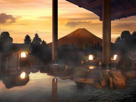 箱根で冬の絶景温泉めぐり!