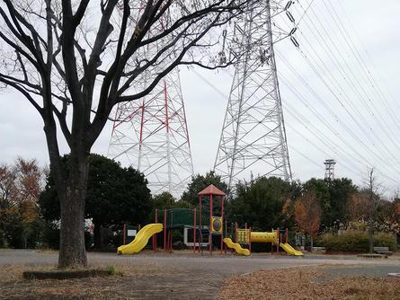駅から近い子連れに最適な公園