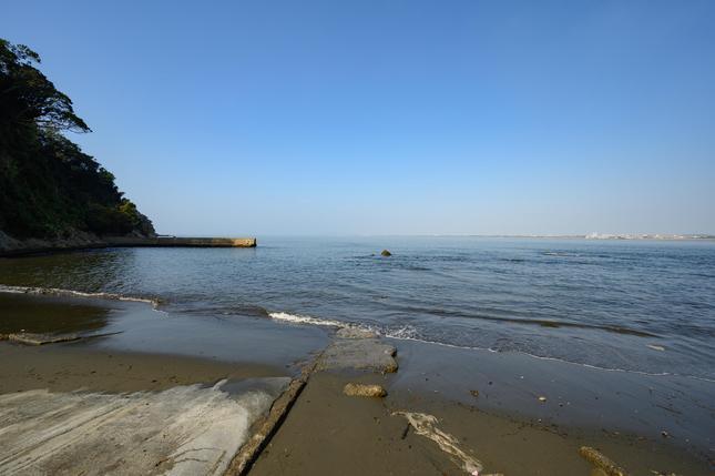 知る人ぞ知る絶景スポット、西浦漁港