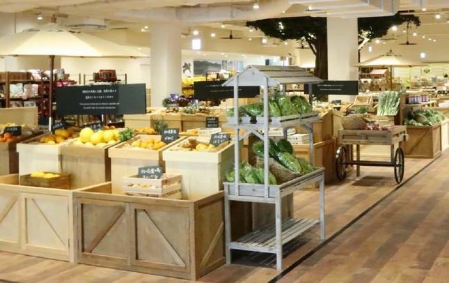 オーガニック野菜のBIOTOPIA marché