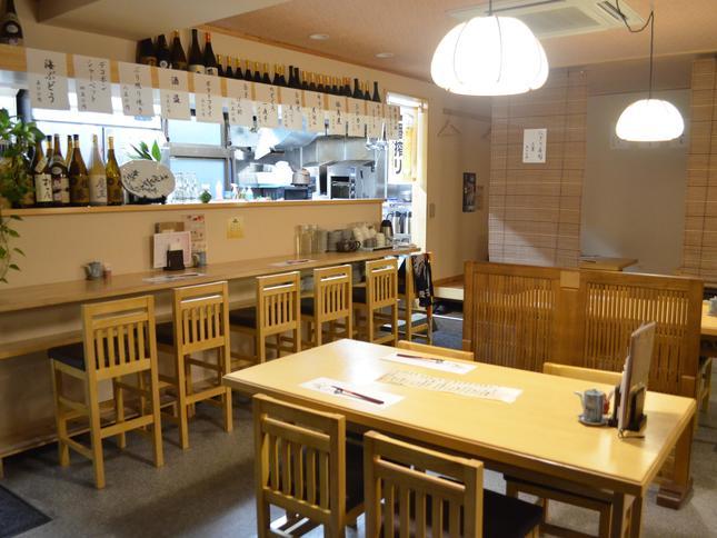 お店大賞を受賞したイワシ料理にこだわる和食店