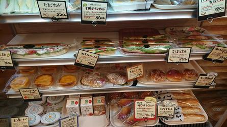 食パンで有名なパン屋さんは惣菜パンも絶品!