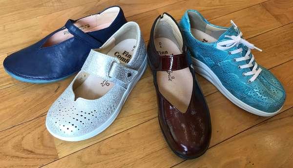 自分の足に合った靴を提案してくれる靴の店