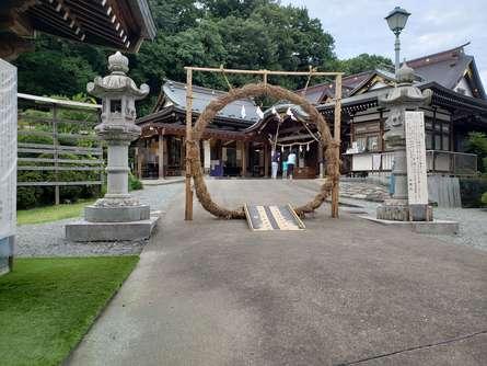 【夏詣】琴平神社から新しい風習を