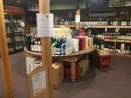 狛江にある老舗酒屋さん、「籠屋」秋元商店