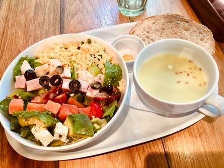 【新宿ミロード】野菜を美味しく楽しむカフェ!
