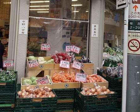 新鮮野菜が安くて買い過ぎ必至
