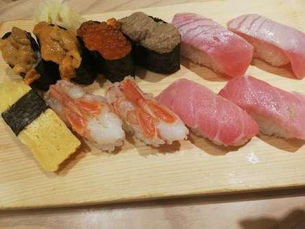 駅チカのお寿司やさん