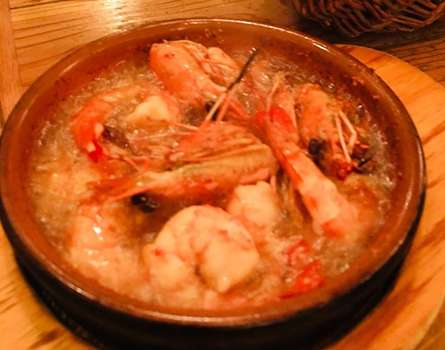 下北沢のスペイン料理「アティコドス」