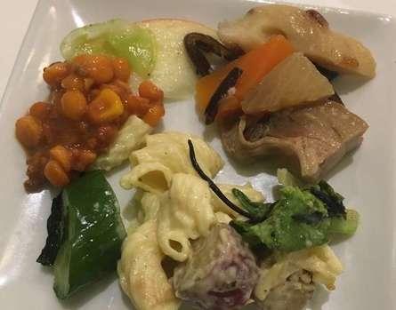 季節の野菜が味わえるカレー屋さん