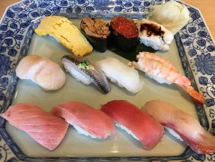 町田で「本格的お寿司」を食べるなら♪