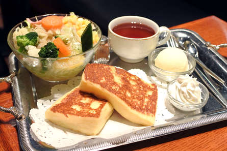 新宿でフレンチトーストと言ったらココ!