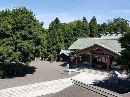 藤沢のパワースポット「皇大神宮」を参拝しよう!