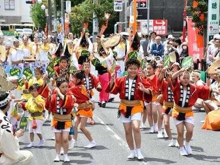 花と音楽と阿波踊りの祭典「相模川ローズガーデンフェスティバル」を楽しもう!